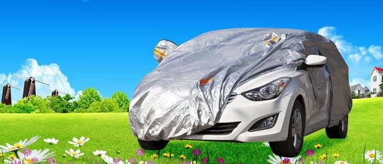 Công dụng của bạt che nắng mưa ô tô