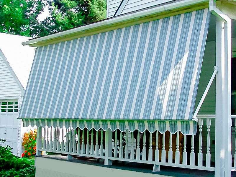 Tác dụng của bạt che nắng mưa tự cuốn giá rẻ