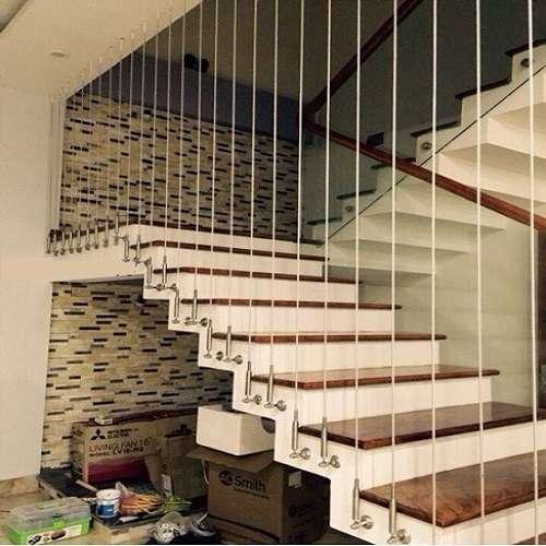 Cầu thang dây cáp HCM