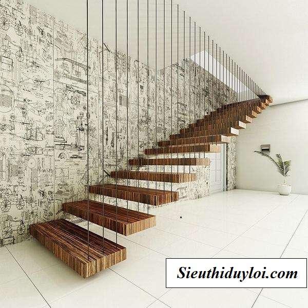 Bảng giá cầu thang dây cáp