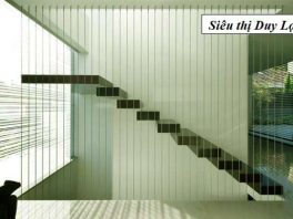 Đơn vị bán cầu thang dây cáp uy tín